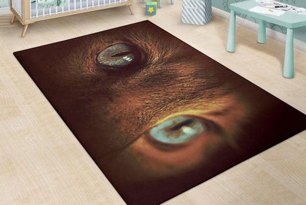 Cat Eyes Area Floor Carpet