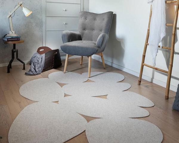 Eco-Friendly Contemporary Rug