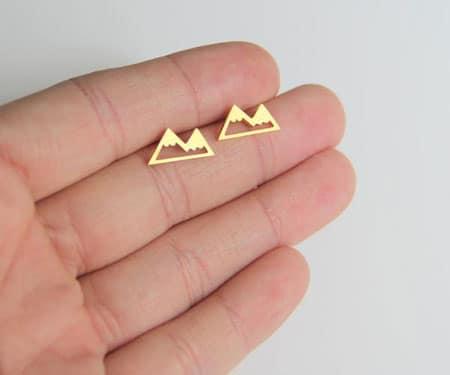 Gold Mountain Studs
