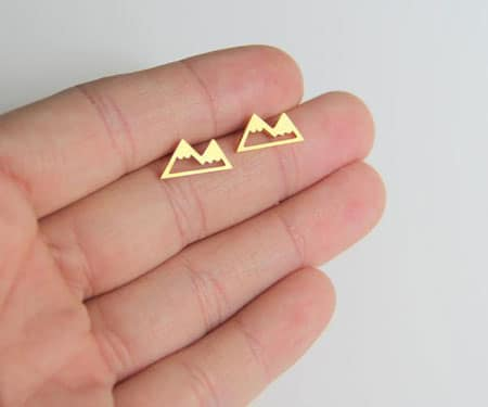 Gold Mountain Studs