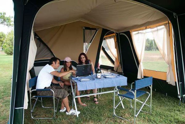 Montana Explorer Camper Trailer