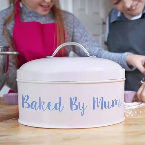 Personalised Cake Tin