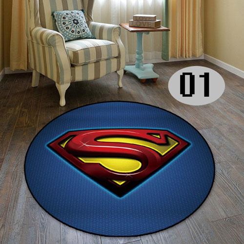 Superman Bedroom Carpet