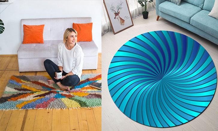 cool bedroom rugs