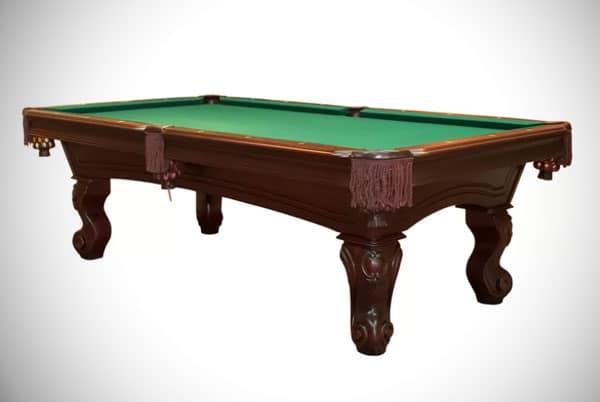 Ambrosia 8' Slate Pool Table