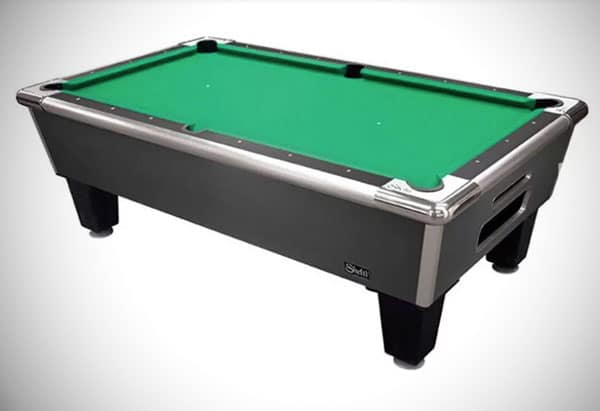 Bayside Slate Pool Table