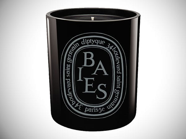 Diptyque Baies/Berries' Scented Black Candle