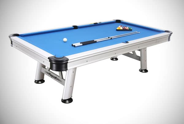 Extera 8.3' Pool Table