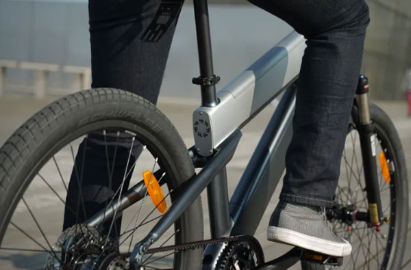 FUELL Fluid Long-range Pedal Assist E-bike