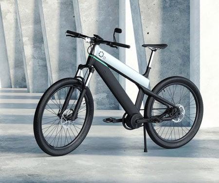 FUELL Fluid Long-range Pedal Assist E-bike
