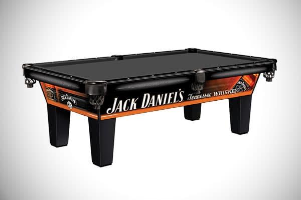 Jack Daniel's Pool Table
