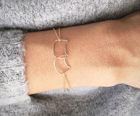 Mini Cat Bracelets