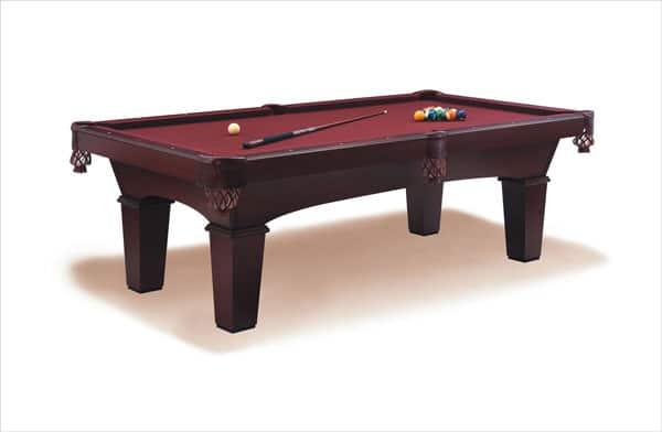 Reno Laminate Pool Table by Olhausen