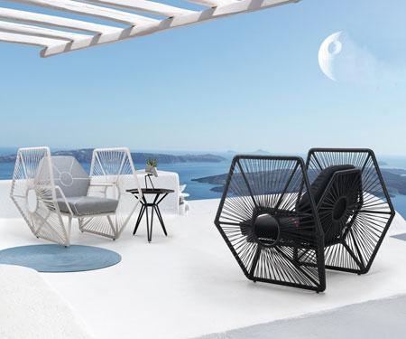 Star Wars Inspired Furniture
