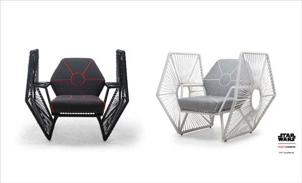 Star Wars Inspired Furniture