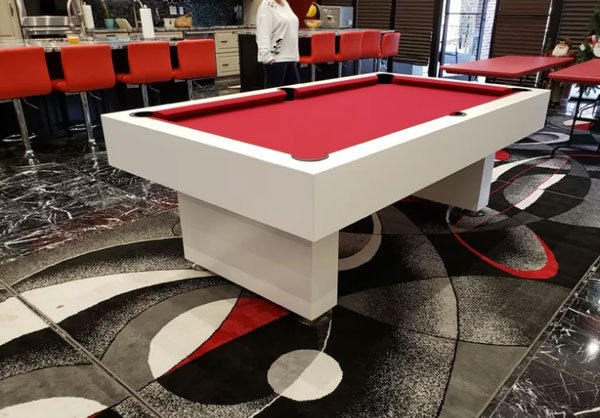 The Victoria 7' Pool Table