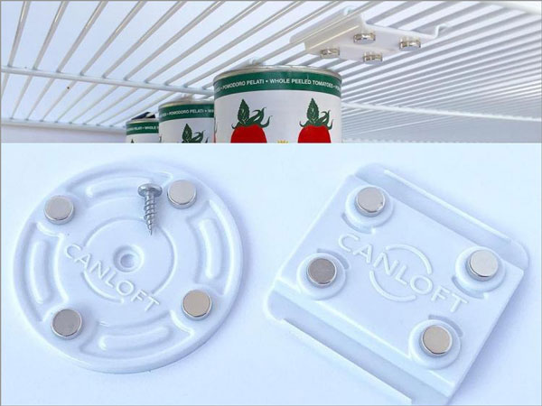 CanLoft Magnetic Canned Food Hangers