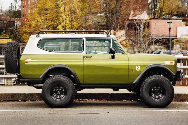 International Scout LSII-One