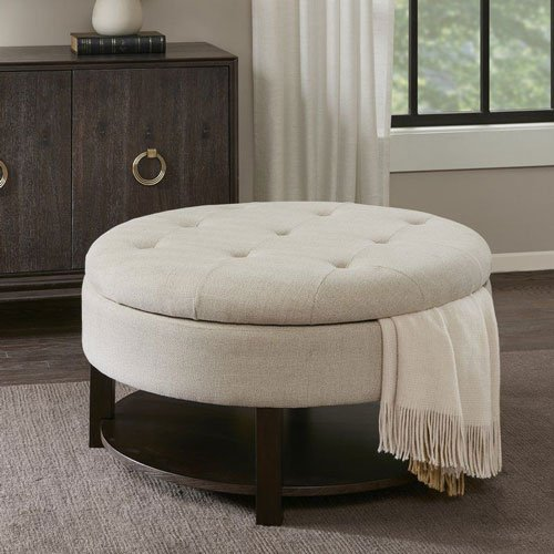 Red Barrel Studio Darell Storage Ottoman