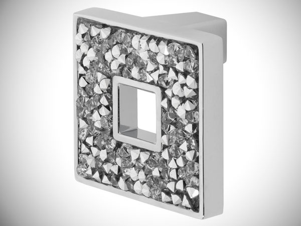 Carraway Square Knobs by Wisdom Stone
