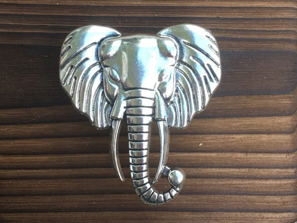 Elephant Cabinet Knobs - Unique Drawer Pulls