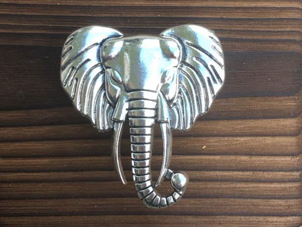 Elephant Cabinet Knobs - Unique Drawer Pulls