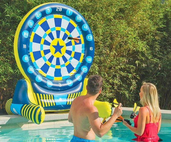 Giant Inflatable Dart Board