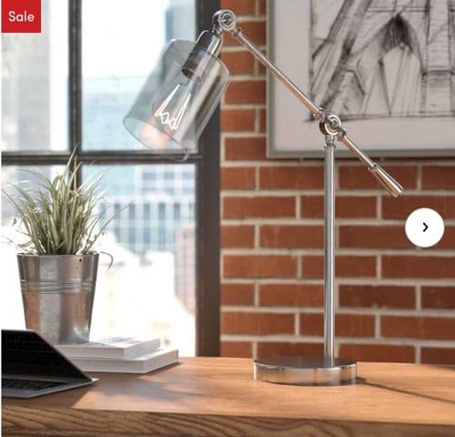 "Great Smoky 24"" Desk Lamp"