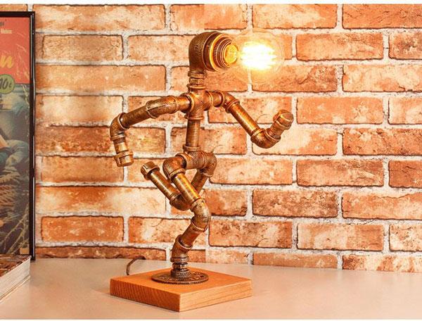 LamppoDesign Robot Industrial