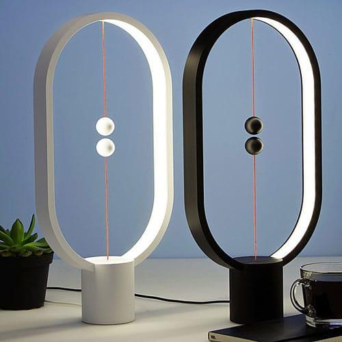 Magnetic Balance Lamp