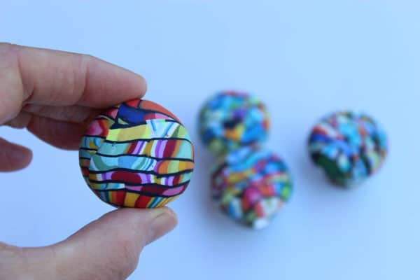 Polymer Clay Knobs