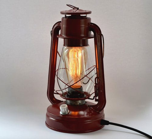 Retro Led Lantern Lamp
