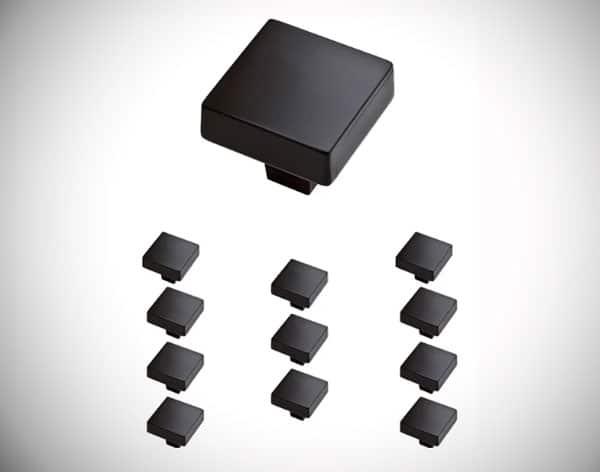 Soft Modern Square Knob Multipack