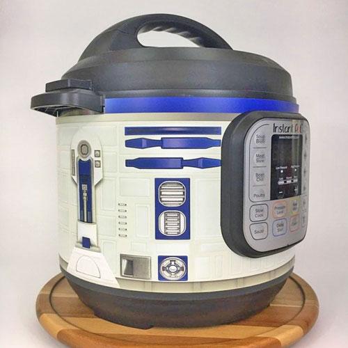 Star Wars R2-D2 Instant Pot Wrap