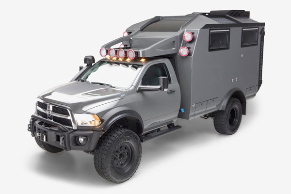 The Adventure Truck By GEV