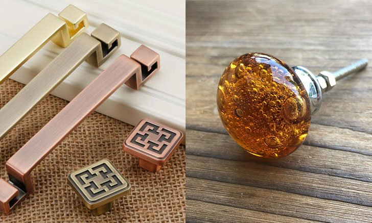Unique Drawer Pulls and knobs