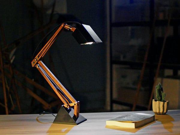 Unique Industrial Adjustable Desk Lamp