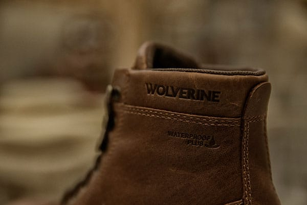 Wolverine Journeyman Work Boots