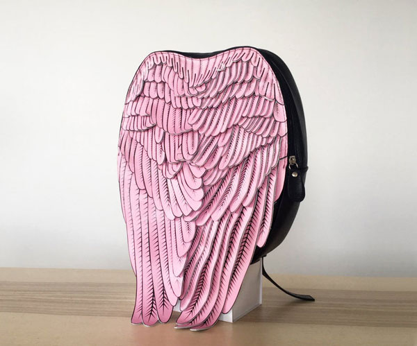 Feathery Wings Backpacks