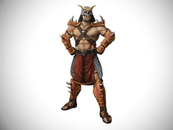 Shao Khan Mortal Kombat Costume