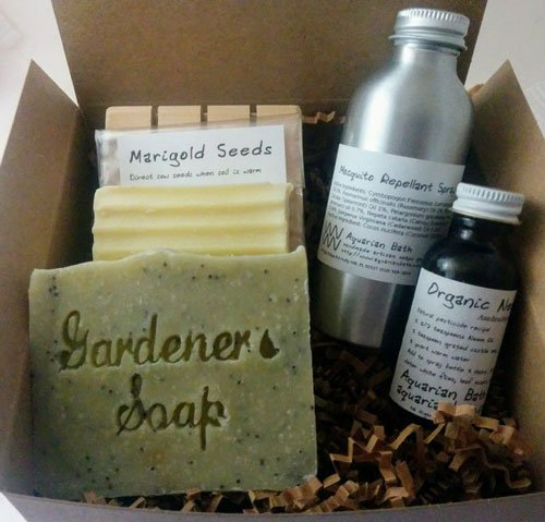 Gardeners Gift Set - Unusual Gifts For Gardeners