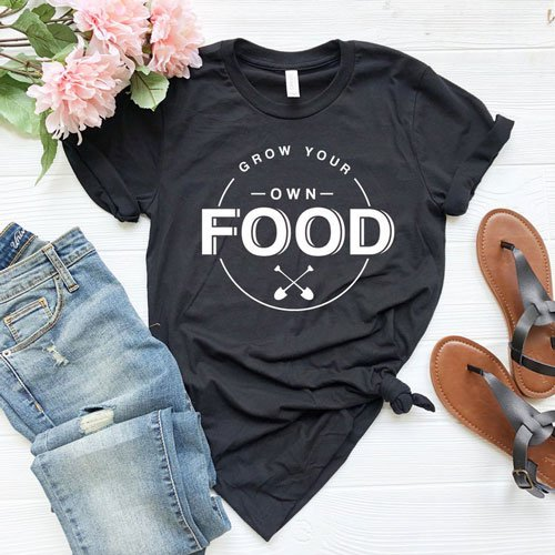 Grow Your Own Food Shirts