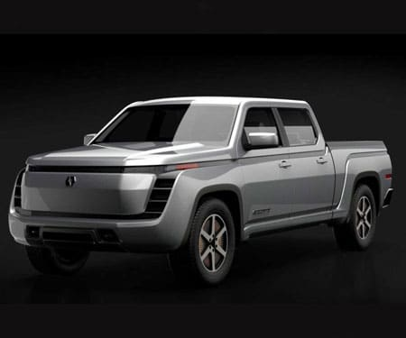 $50k Electric Pickup Truck