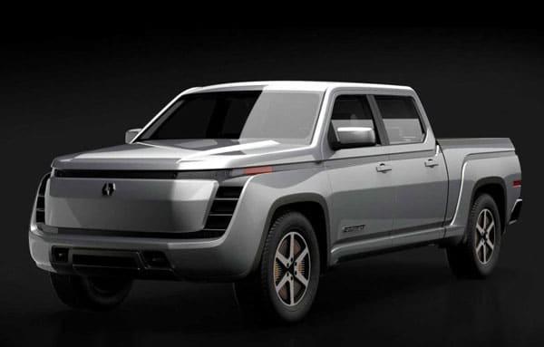$50k Electric Pickup Truck