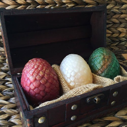 Dragon's Egg Soap Boxed Set - Unique Mother's Day Gifts