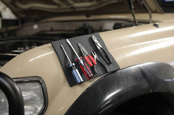 Mag-Pad Magnetic Tool Holder