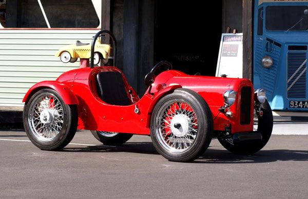 NORIMONOYA Labo N1930 Retro Kit Car