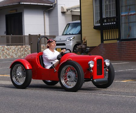 NORIMONOYA Labo N1930 Retro Kit Car