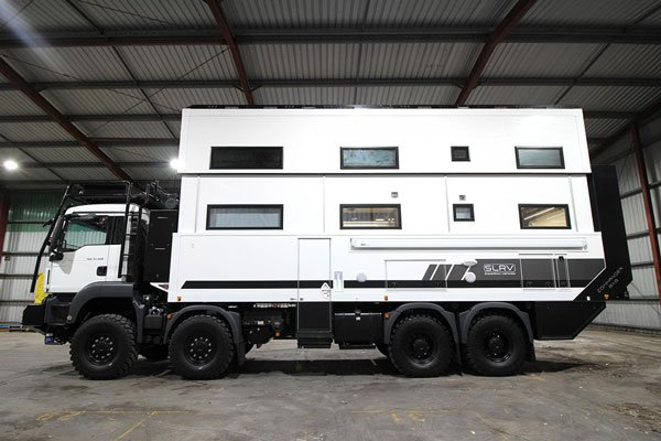 Two-Story Overlanding Rig