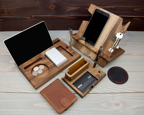 Complete Desk Organizer Set